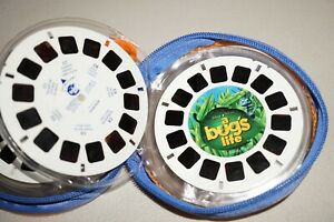 (Lot of 9) View-Master Reels: Discovery Channel, Disney Toy Story, A Bug's Life