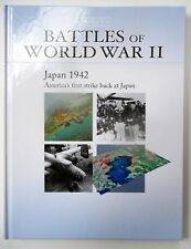 """Japan 1942 - America's First Strike Back"" Osprey's Battles of WW II Book 13"