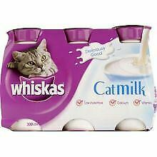Whiskas Cat Milk 200ml - 3pk - 509798