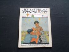 1928 SEPTEMBER 15 THE SATURDAY EVENING POST MAGAZINE -ILLUSTRATED COVER -SP 1322