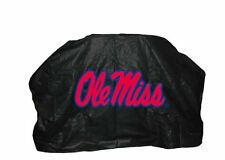 """University of Mississippi 68"""" Barbecue BBQ Barbeque Heavy Duty Gas Grill Cover"""