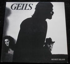GEILS Monkey Island LP