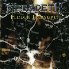 Megadeth Hidden Treasure CD NEW SEALED 2007 Metal No More Mr. Nice Guy+