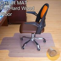 Home Office Chair Floor Mat For Hard Wood Protector Rolling Computer Desk