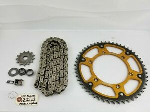 JT 520 Chain 13-49 T Sprocket Kit 72-5472 for Yamaha YZ125 1999-2001
