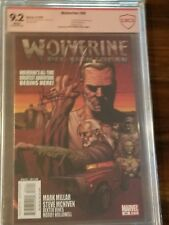 Wolverine 66 Cbcs Signed Dexter Vines And Herb Trimpe 9.2 1st Old Man Logan 181