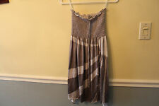 Womans Ocean Drive spandex dress