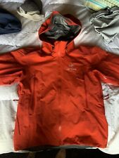 Arc'teryx Beta AR Jacket - Mens Large Red, Excellent Condition, Ships Free