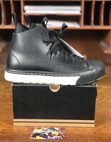 NEW $140 Converse Jack Purcell S Series Sneaker Boot Hi Black 153937C Mens Sizes