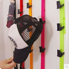 Baseball Cap Rack Hat Holder Rack Organizer Storage Door Closet Hanger New f9c2c7017f3