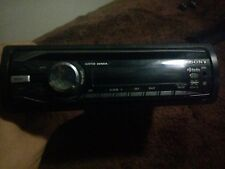 Sony CDX-GT340 Pre-owned full functional.