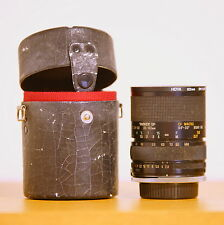 Tamron SP Macro 1:2. 8-3.8 35-80mm ADAPTALL 2 01A LENTE Hoya Contax Y/C MOUNT CASE