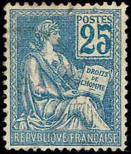 Scott # 119A - 1900 - ' Republic ' - Numerals Printed Separately