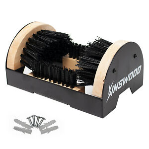 Kinswood Heavy duty boot scrubber shoe cleaner scraper KQTH040