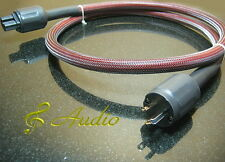 Reference Grade Audio 8 Layers & 4 Screens Power Cable