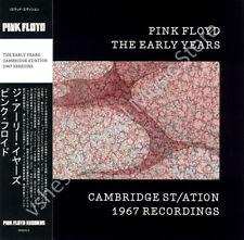 PINK FLOYD THE EARLY YEARS: CAMBRIDGE ST/ATION 1967 RECORDINGS CD MINI LP OBI