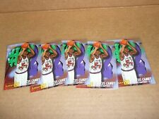 1996/97 Fleer MARCUS CAMBY LUCKY 13 RC/ROOKIE RAPTORS NUGGETS #2 LOT OF 5 L4834
