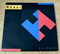 Heart Brigade UK 1990 Album LP Record Original Pressing