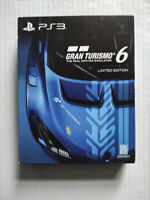 Gran Turismo 6 Limited Edition 15th Anniversary PS3 Chinese English Pre-Owned