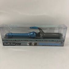 "BaByliss Pro Curling Iron 1.25"" Nano Titanium Barrel Clip Clipless 450 Degree"