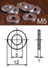 15 Rondelle Plate Moyenne M5 inox A2 M