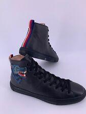 Neu Original GUCCI Herren High-Top Sneakers Wolf 497081-Gr-UK-8 /EU-42/ US-8,5