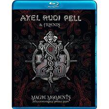 Axel Rudi Pell-MAGIC MOMENTS BLU-RAY NUOVO