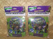 Teenage Mutant Ninja Turtles Les Tortues Ninja Banner s Set of 2