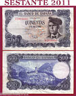SPAIN / SPAGNA - 500 PESETAS 23.7. 1971 (1973) - P 153 - BB++ / VF++