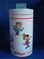 RICE KRISPIES Cookie /Treat Jar--1999--NEW