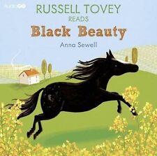 Russell Tovey Lee Belleza Negra (famosa ficción) Por Anna Sewell (CD Audio, 2013