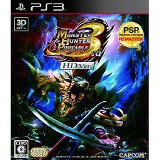Monster Hunter PS3 Import Japan    3rd HD Ver.