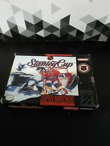 Jeu Super Nintendo Stanley Cup Import Us