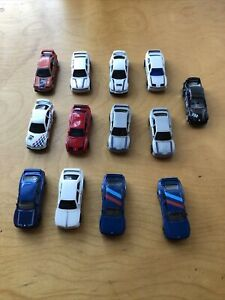 Hot Wheels 90's BMW M3 Loose Lot of 13 inc: Modern Classics M3 w/ Real Riders