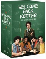 Welcome Back Kotter: The Complete Series ( DVD, 2014, 16-Disc Set ) NEW