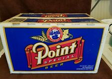 "ViTG."" Stevens Point Brewery Wisconsin Beer Bottle Case;FOR 24/12OZ.;EMPTY"