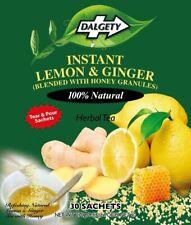 Dalgety Instant Lemon & Ginger (Blended With Honey Granules)