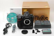 【Near Mint in Box】Nikon D4S 16.2 MP Digital SLR Camera Body From Japan #940