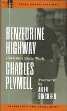 CHARLES PLYMELL ALLEN GINSBERG BENZEDRINE HIGHWAY SIGNED FIRST EDITION ++