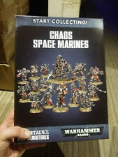 Chaos Space Marines Obliterators x2 Warhammer 40k NEW ON SPRUE