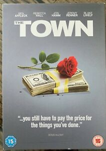 The Town (DVD) New and Sealed  - Ben Affleck Stars and Directs!