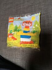 LEGO System FreeStyle #2123 Sealed bag 12 Pieces  1997 Ages 3-12 Rare HTF