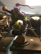 Sideshow Collectibles Green Goblin Premium Format Statue Used JC