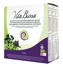 Vita Biosa Probiotic Aronia 3 Liter Bag-in-Box