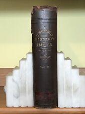 A Comprehensive History Of India – Civil, Military and Social - vol 2 – Illustra