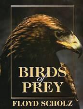 Birds of Prey by Floyd Scholz (Hardback, 1993)