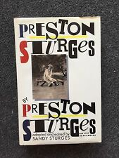 Preston Sturges by Preston Sturges His Life in His Words Adapted by Sandy HCDJ