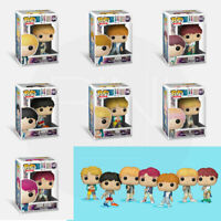 BTS Official Goods FUNKO POP Rocks 7Characters ( 1 of 7)  + Tracking Number