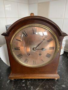 Stunning Mahogany Cased W&H Ting Tang Bracket Clock