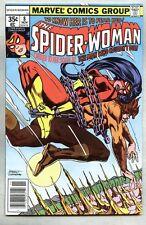 Spider-Woman #8-1978 fn+ Spiderwoman Infantino